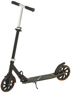NEWCENTIAL®  Scooter mit LED-Rädern