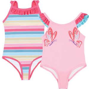 KUNIBOO®  Mädchen-Badeanzug