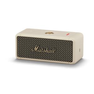 Marshall EMBERTON Bluetooth Lautsprecher creme