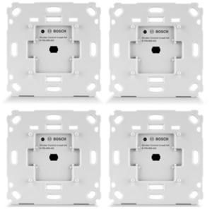 Bosch Smart Home Unterputzschalter Rolladen 4er Set