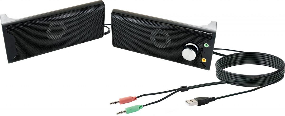 Bild 2 von Schwaiger teilbare Bluetooth-Soundbar