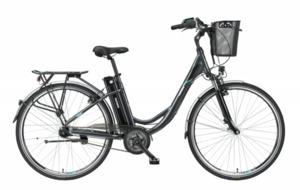 Telefunken City E-Bike 28'' RC870 Multitalent, anthrazit