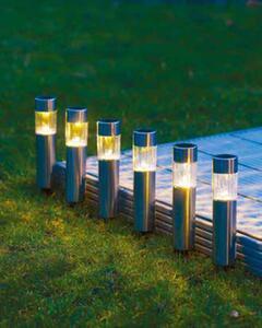 Garden Dream 6er-Pack Solar-Lampen