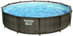 Pool-Set Steel Pro™ Max »Frame«