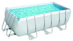 Pool-Komplett-Set Power Steel™ »Frame«