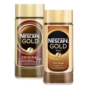Nescafé Gold, versch. Sorten, jedes 200-g-Glas