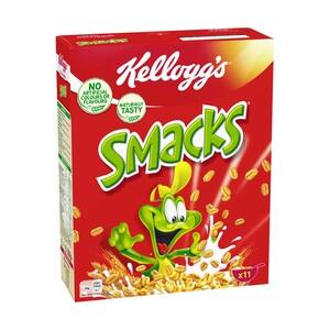 Kellogg's Smacks oder Unicorn Froot Loops, jede 330/375-g-Packung und weitere Sorten