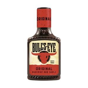 Bull's-Eye BBQ-Saucen, versch. Sorten, jede 300-ml-Flasche