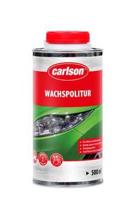 Carlson Autopolitur mit Wachs - Blechdose 500 ml-6er Set