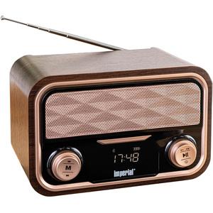 "Imperial Bluetooth®-Akku-Lautsprecher ""Beatsman Retro"" mit FM Radio"