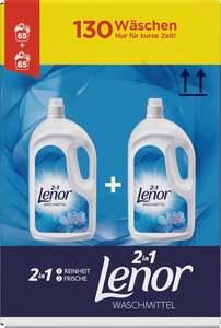 Lenor 2in1 Aprilfrisch Vollwaschmittel Flüssig 130 WL