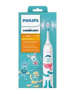 PHILIPS sonicare elektrische Schallzahnbürste For Kids HX3411/01 ab 3 Jahren