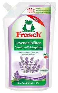 Frosch Lavendelblüten Sensitiv Weichspüler 40 WL