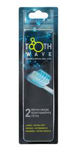 Silk'n Toothwave Refill Extra Soft Large