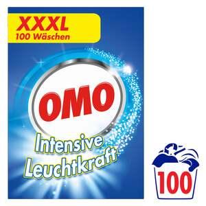 OMO Vollwaschmittel XXXL mit Leuchtkraft-Booster 100 WL
