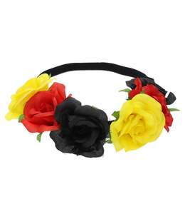 accessories Deutschland elastisches Haarband mit Blüten