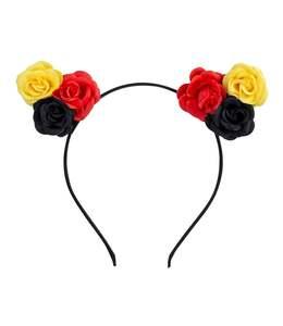 accessories Deutschland Haarreif mit Blüten