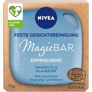 NIVEA MagicBar Erfrischend feste Gesichtsreinigung