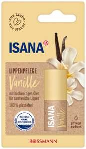 ISANA Lippenpflege Vanille