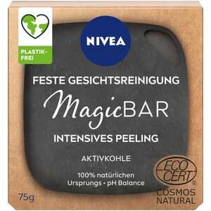 NIVEA MagicBar Intensives Peeling feste Gesichtsreinigung