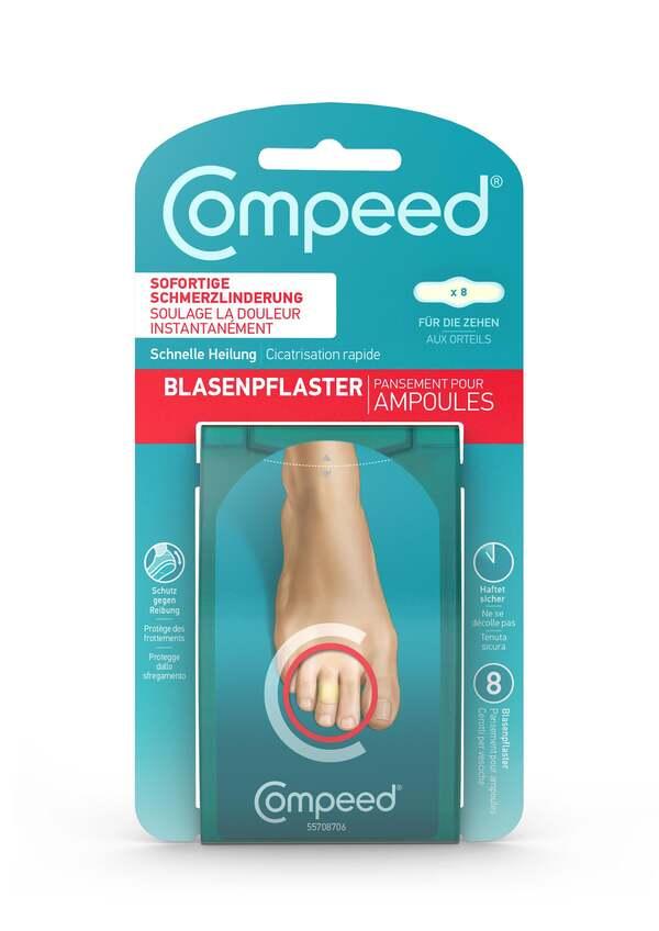 Compeed Blasenpflaster für die Zehen
