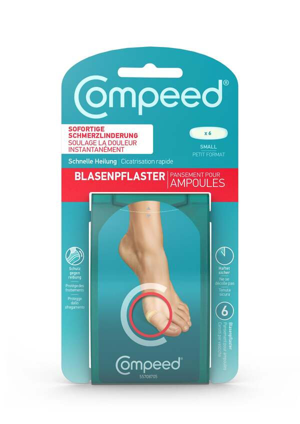 Compeed Blasenpflaster Small
