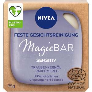 NIVEA MagicBar Sensitiv feste Gesichtsreinigung