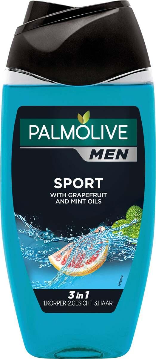 Bild 1 von Palmolive MEN Duschgel Revitalising Sport 3 in 1 Haut & Haar