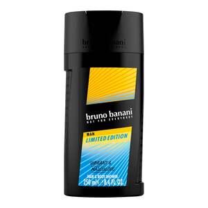 bruno banani Man Limited Edition Vibrant & Masculine Hair & Body Shower