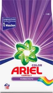 Ariel Compact Colorwaschmittelpulver 18WL