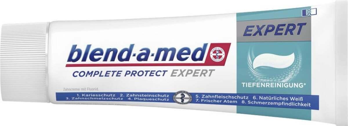Bild 2 von Blend-a-med Zahnpasta Complete Protect EXPERT Tiefenreinigung