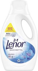 Lenor Aprilfrisch Vollwaschmittel Flüssig 19WL
