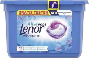 Lenor All-in-1 Pods Aprilfrisch Vollwaschmittel 14WL