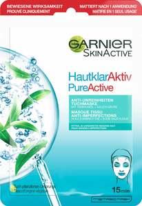 Garnier SkinActive Hautklar Aktiv Tuchmaske