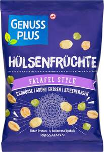 GENUSS PLUS Hülsenfrüchte-Mix Falafel Style