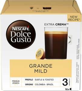 """Nescafé Kapseln """"Grande Mild"""""""