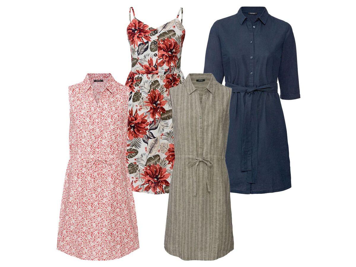 Bild 1 von ESMARA® Kleid Damen, luftig leichte Qualität