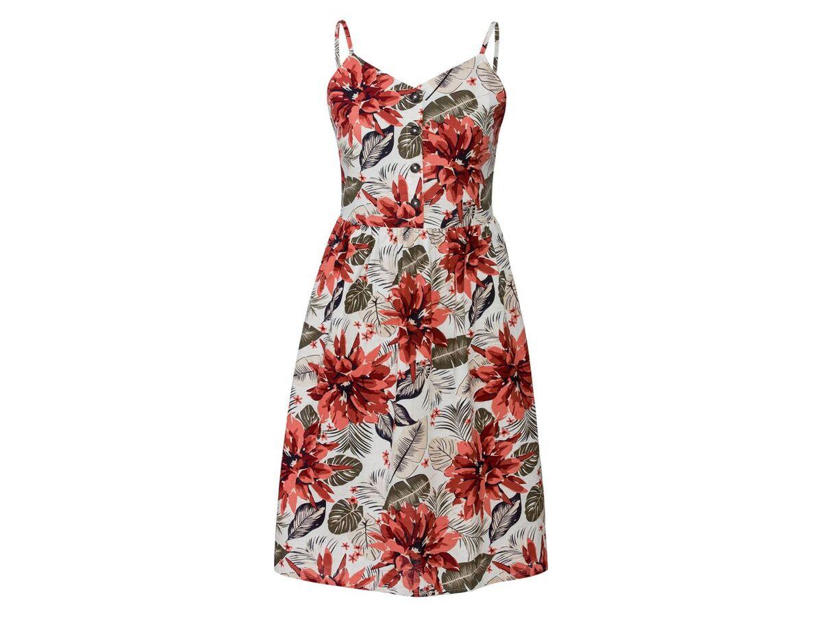 Bild 2 von ESMARA® Kleid Damen, luftig leichte Qualität