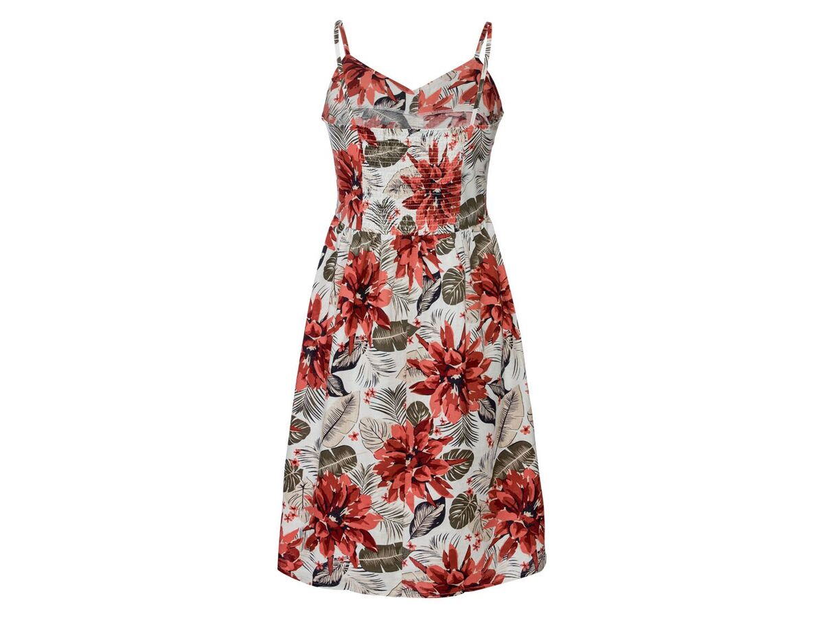 Bild 4 von ESMARA® Kleid Damen, luftig leichte Qualität