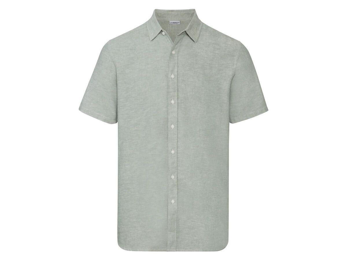 Bild 2 von LIVERGY® Hemd Herren, Regular Fit, mit Kentkragen