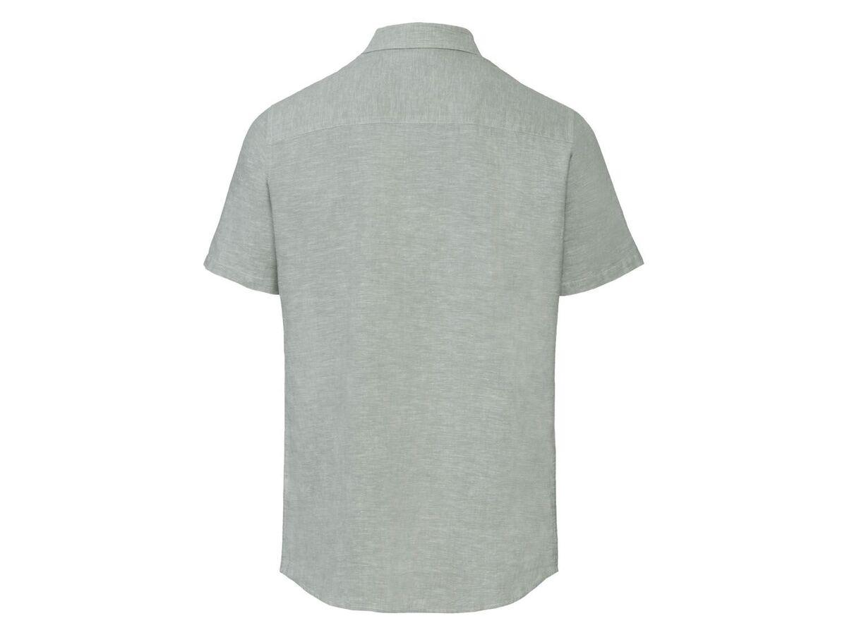 Bild 4 von LIVERGY® Hemd Herren, Regular Fit, mit Kentkragen