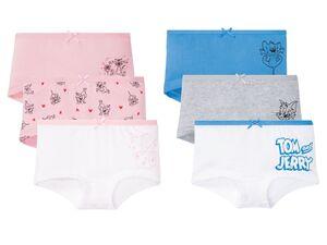 Kleinkinder Pantys Mädchen, 3 Stück, mit Baumwolle