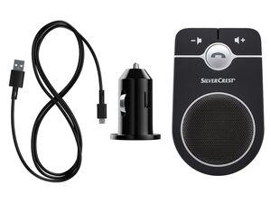 SILVERCREST® Bluetooth Freisprechanlage »SBTF 10 F2«