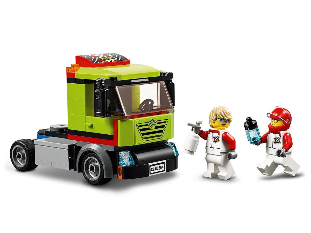 Bild 3 von LEGO® City 60254 »Rennboot-Transporter«