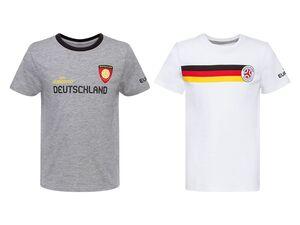 Jungen T-Shirt Deutschland UEFA Fußball-EM