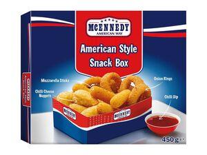 McEnnedy American Style Snackbox