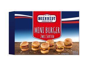 McEnnedy Mini-Burger