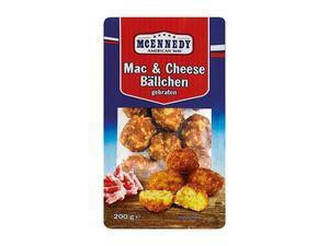 McEnnedy Mac & Cheese Bällchen