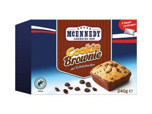 McEnnedy Cookie Brownies