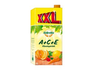 Solevita A+C+E Vitamingetränk XXL-Packung